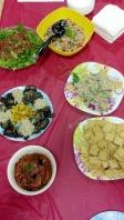 Food Table Last Week - If you missed it come this week